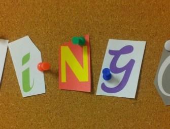Buzzword bingo for intranet conferences