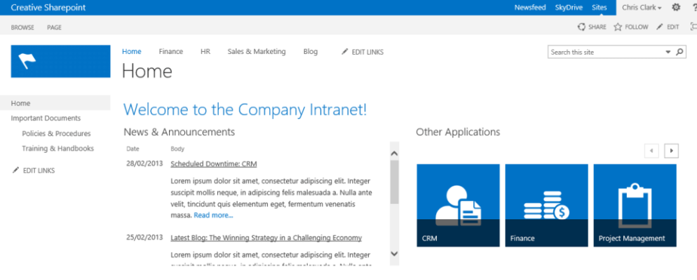 Should Sharepoint 2013 Be On Your Intranet Roadmap?