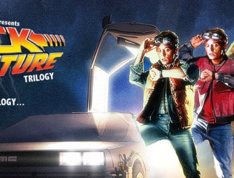 Back to the Future Day: 01/01/2016