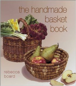 The Handmade Basket Book Book Cover