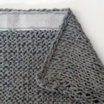 Copri cintura di sicurezza cucitura secondo velcro