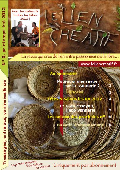 Le lien creatif Book Cover