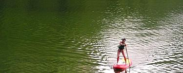 paddle bien être Jura