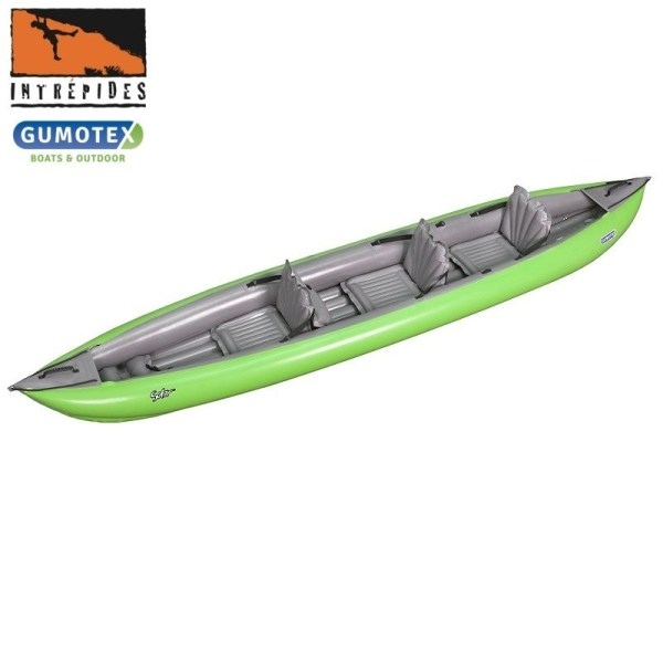 Kayak biplace gonflable Gumotex