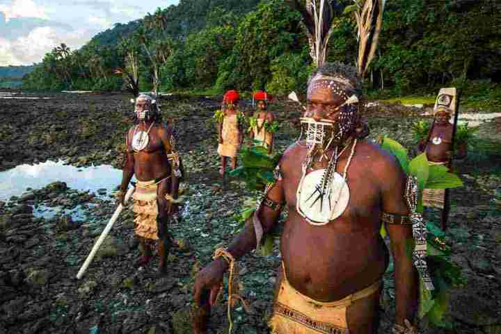 Culture of the Wantok People