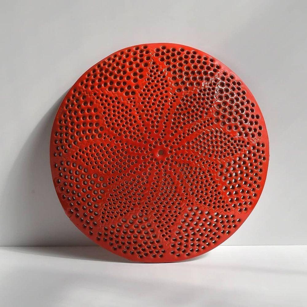 Red Mandala 65