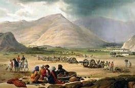 Afghan War 1839