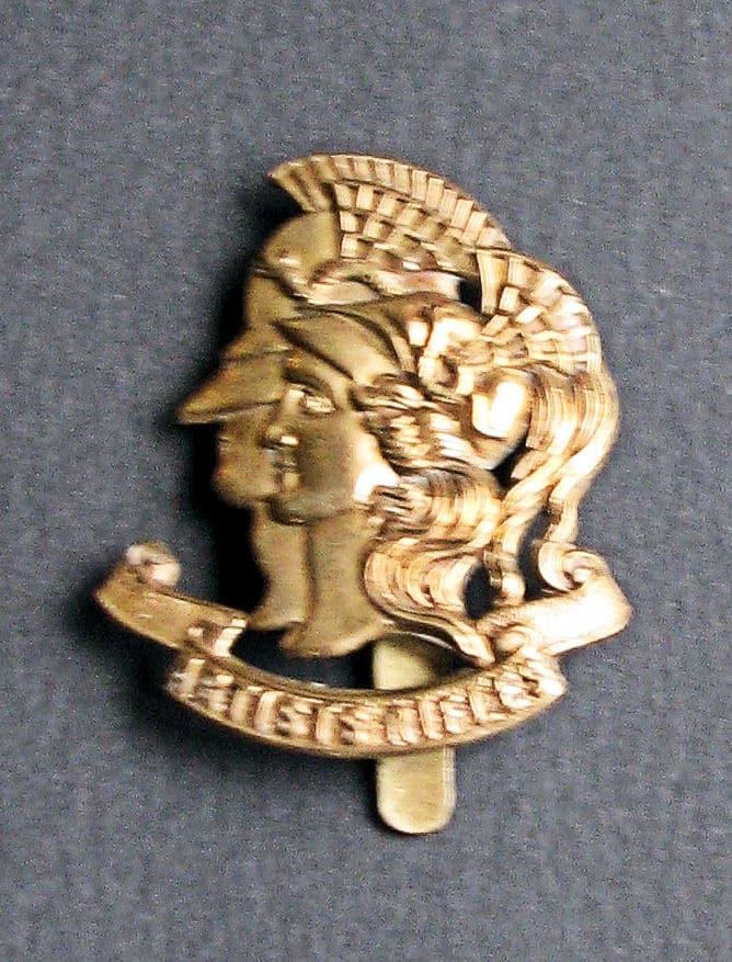 Artists rifles cap badge