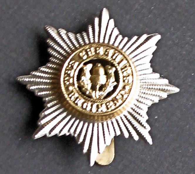 Cap Badge of the Cheshire Regiment 1922 - 1958