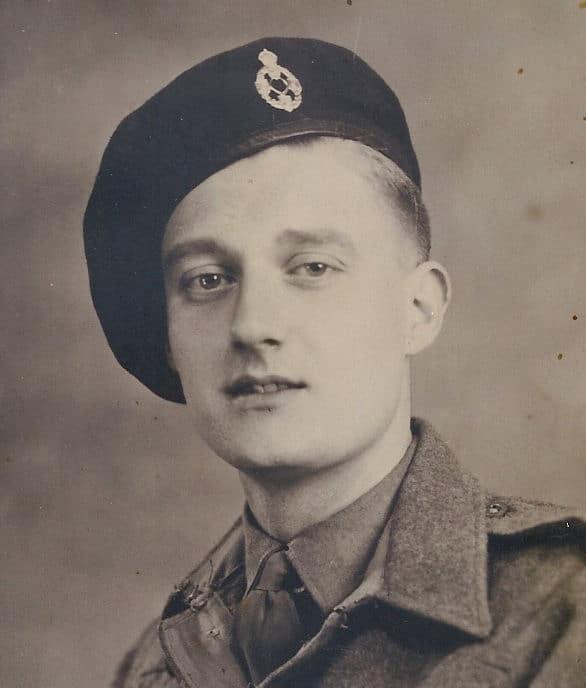 Arthur Banting R.E.M.E 1943 - 1946