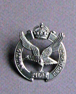 The Glider Pilot Regiment Cap Badge