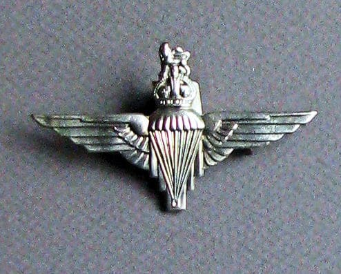 The Parachute Regiment Cap Badge