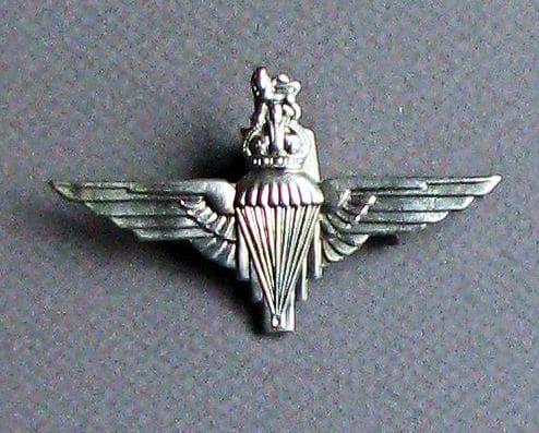 The Parachute Regiment Cap Badge