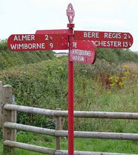 Dorset Red Post
