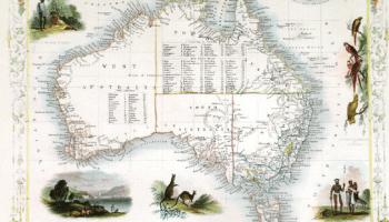 John Speed online maps