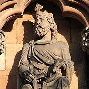 king Aethelbert Sculpture
