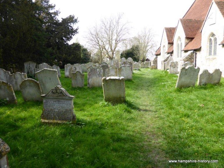 Christian Burials