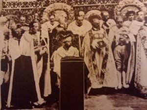 King George V Coronation 1910