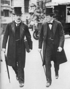 Winston Churchill Lloyd George Edward VII and the Peoples Budget Asquith Undone?