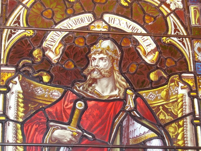 Harald Hardrada last Viking King invaded England