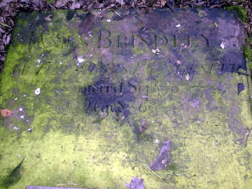 James Brindley Canal engineer