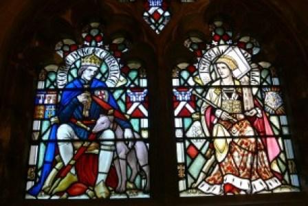 Clarences had three children Edward Margaret and Richard