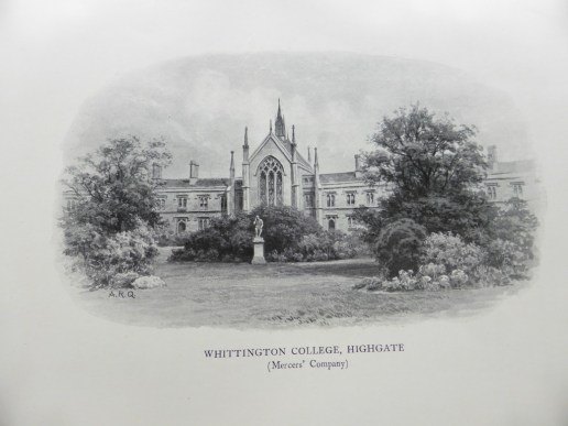 whittington college