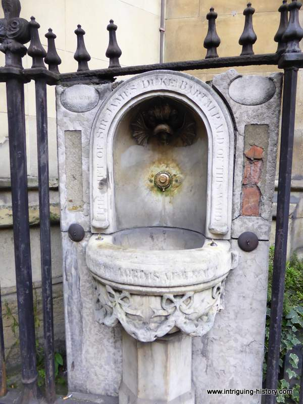 Drinking Fountain Movement