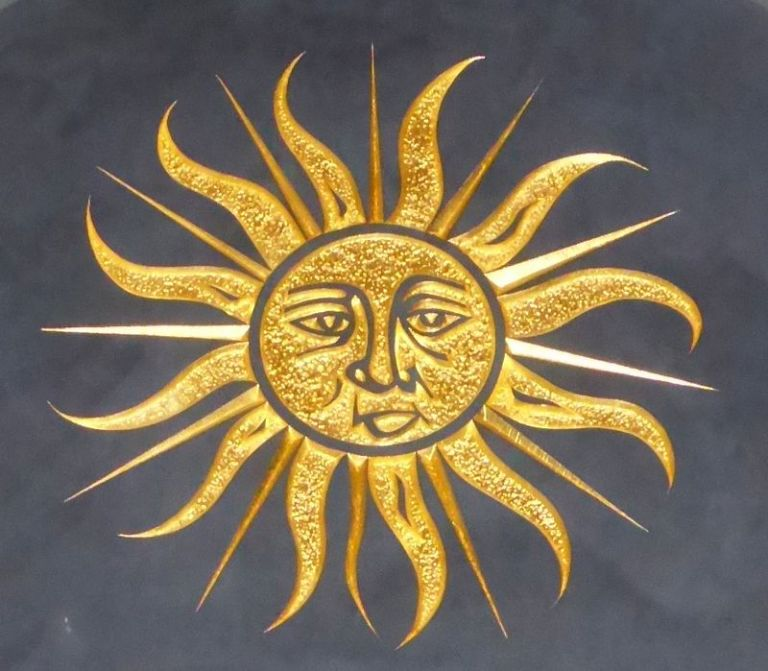 Sign of the Sun