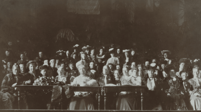 International Council of Women 1904