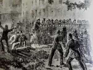 Hyde Park Riots 1866