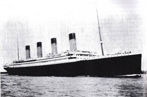 Titanic Mapping history with Sonar…100 years approaching