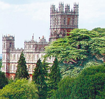 An intriguing afternoon with Lady Carnarvon about The Real Downton Abbey Highclere Castle