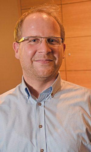 Geschäftsführer Benjamin Löwen
