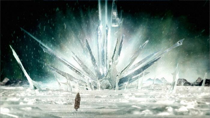 The Snow Queen Intro Uk Design Direction