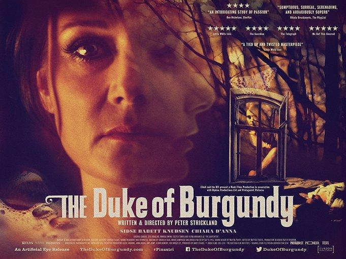 The Duke Of Burgundy Intro Uk Design Direction