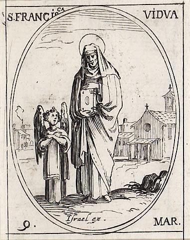 Résultats de recherche d'images pour «sainte françoise romaine»