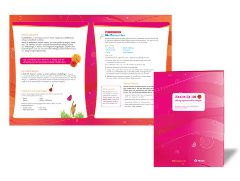 Health Ed 101–Allergy Version