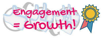 Engagement equals growth of social media network