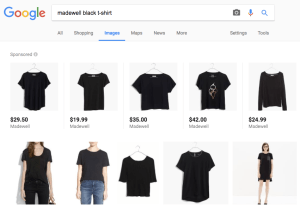 Madewell Black T-shirt Google Search Result