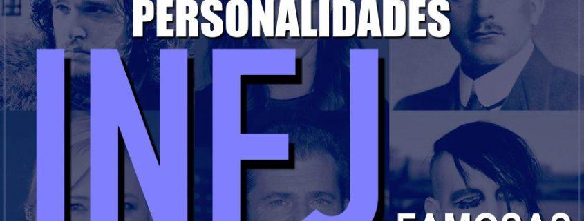 Lista de pessoas famosas com personalidade INFJ