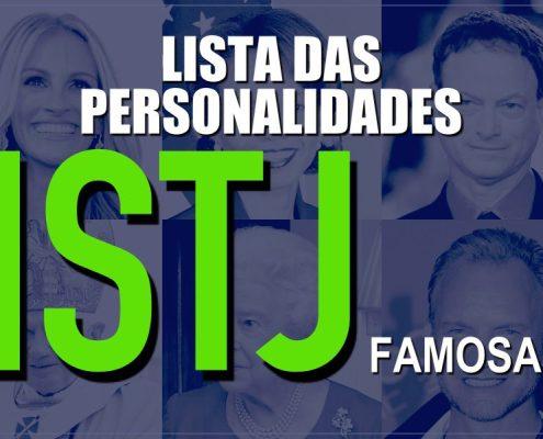 Lista de pessoas famosas com personalidade ISTJ