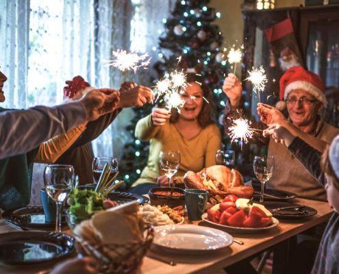Eu deveria estar mais alegre! Altamente sensível e as festas de fim de ano