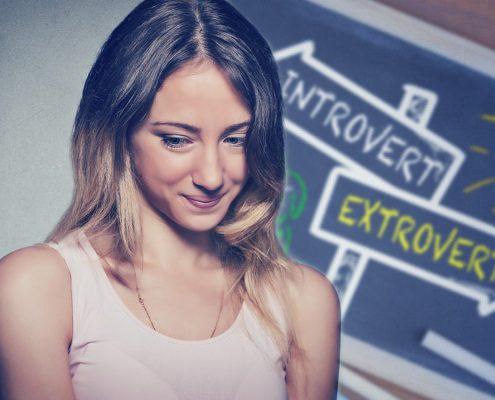Introversão, extroversão e suas relações com a ansiedade social e timidez