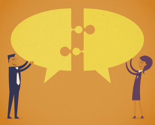 Aprenda a como manter uma conversa fluindo