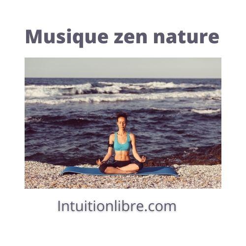 Musique zen nature