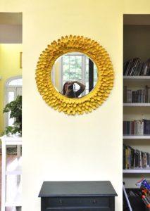 Spoon mirror