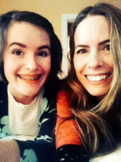clara and I