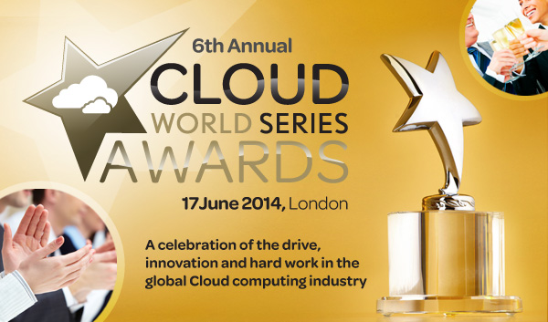 Cloud World Series Awards - 17 June 2014, London