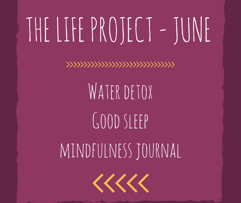 Drinking a gallon of water daily, NOT walking marathons, decluttering…